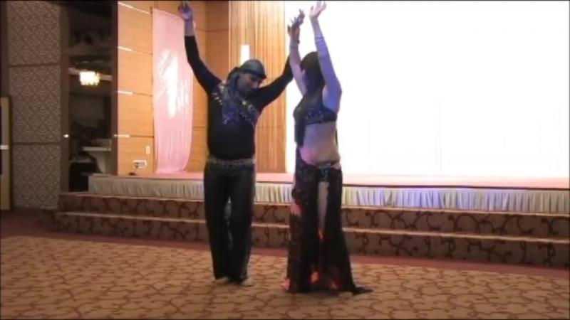 Dancing with Tito Muhwa Tito Nebtedy meneen el Hekaya