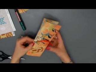 Как сделать 3d открытку на 9 мая 2015 Открытка ветерану на День Победы своими руками [HD, 720p]