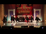 QUEEN SHOW / 29.11.2015г./Best Girls show-sneakers (средние)