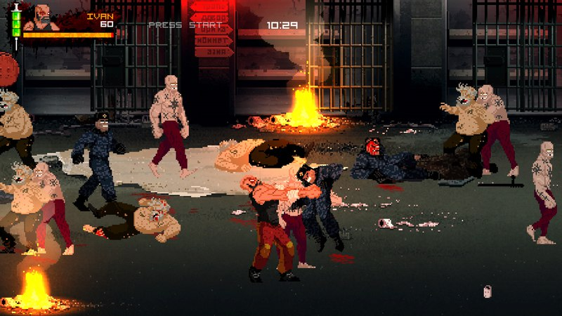 Mother Russia Bleeds (2016) PC - Скриншот 2