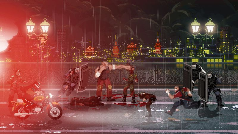 Mother Russia Bleeds (2016) PC - Скриншот 1