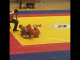Муним Муборакшоев чемпион России по боевому самбо, поздравляем Шери нар