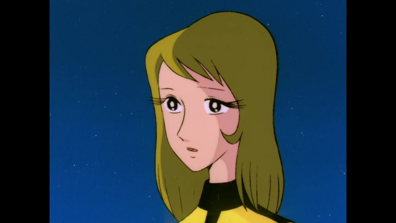 Uchuu Senkan Yamato (1974) [TV-1] [25. Iscandar! A dying planet of love!] [озвучка loster01]