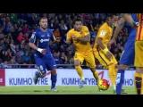Официальный обзор матча Хетафе 0-2 Барселона от Ла Лиги (31.10.2015)