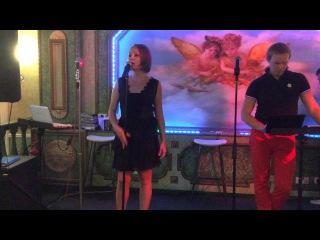 Каждый день с 19-00 в ресторане Сказка Востока 1001 ночь своим голосом Вас порадует певица Лина