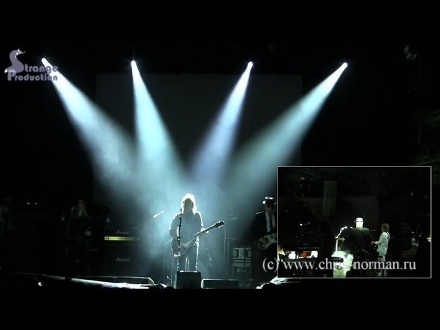 Chris Norman Band. Crossover Tour 2015. New, Live and Rare. Part 1.