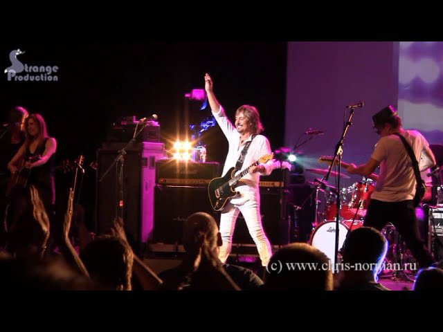 Chris Norman Band. Crossover Tour 2015. New, Live and Rare. Part 3.
