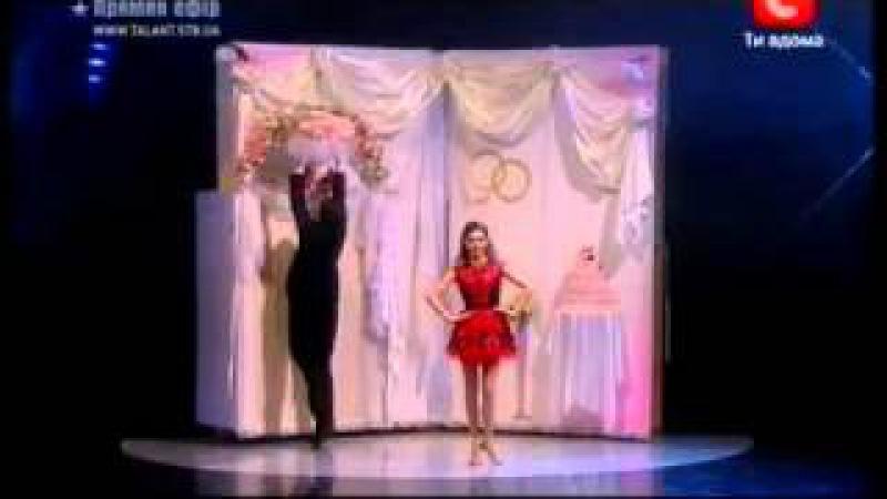 Оригинальный жанр - Шмандровские Андрей и Инесса.avi