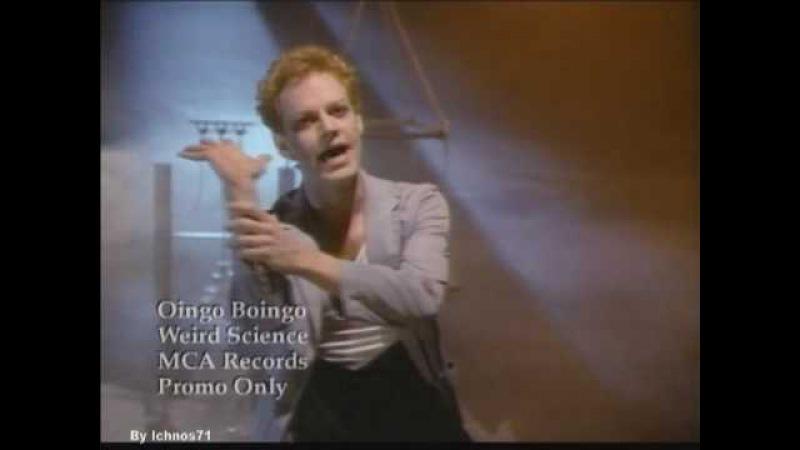 Oingo Boingo - Weird Science