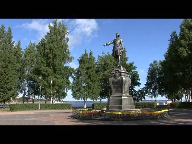 Russkij sever Karelija Kizhi Valaam Petrozavodsk Sortavala 2009 XviD DVDRip KinoZalSat