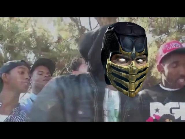 Mortal Kombat X рефреЖИРатор Сабзиро