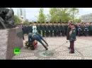 Глава МЧС возложил цветы к комплексу памятников «Пожарным и спасателям» и «Ветеранам МЧС России»