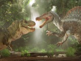 Тиранозавр против Спинозавра 2!