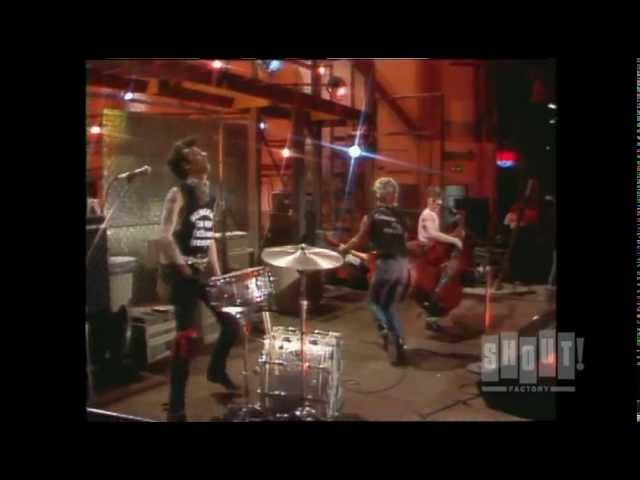 Stray Cats - Rock This Town/ Stray Cat Strut (Live On Fridays)