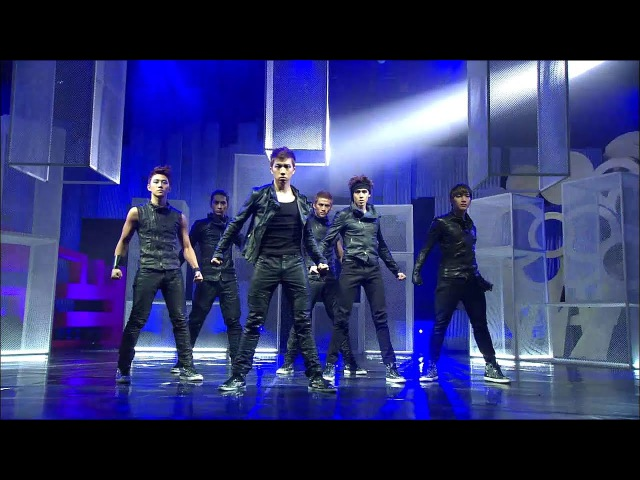 【TVPP】2PM - Break Dance I'll Be Back, 투피엠 - 브레이크댄스 아윌비백 @ Comeback Stage, Music Core Live