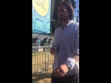 """Short video of Jared at ACL ( Austin City Limits ) Music Festival, today 😍 #aclfest #acl #JensenAckles #Jensen #DeanWinchester #Dean…"""