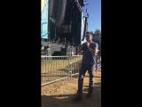 """Short video of Jensen and Danneel at ACL, today.😍 #acl #aclfest #danneel #danneelackles #danneelharris @danneelackles512 #JensenAckles…"""