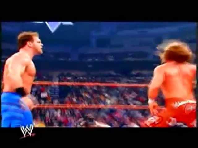 Wrestlemania 20: Shawn Michaels vs Chris Benoit vs HHH promo
