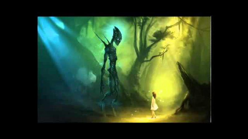 Pleiadian Friend (ambient psychill psybient mix)