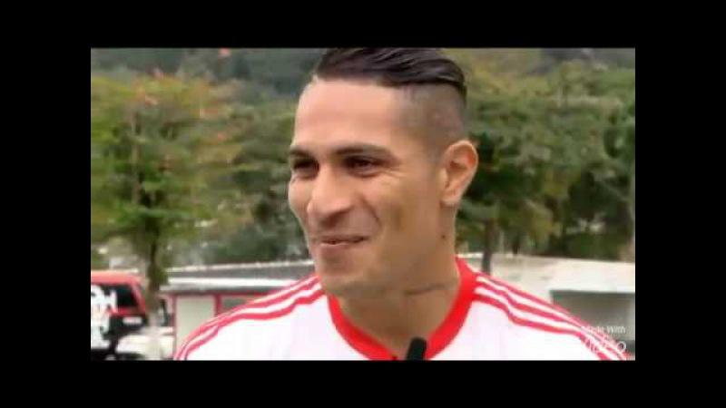 Paolo Guerrero canta: Acabou o caô - Flamengo