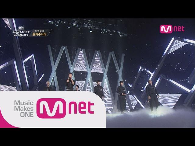 Super Junior(슈퍼주니어) - 백일몽(Evanesce) This is Love 141023 M COUNTDOWN Ep.399