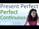 Present Perfect Continuous vs Present Perfect Learn English Tenses Lesson 3
