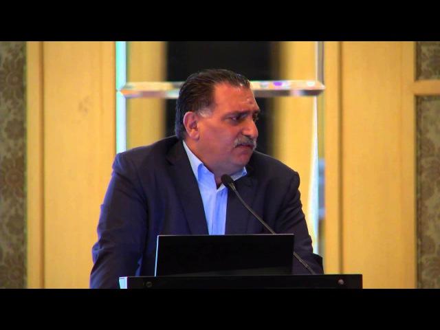 Азми Бишара – Вступительное слово – Конференция «Арабы и Россия»