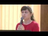 Стихотворение - Ворона Белая (автор - Любовь Васенина, читает - Ольга Бучик)