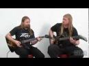 Amon Amarth - War Of The Gods - Guitar Lesson