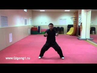 Внутренние Силы Человека: 8 упражнений цигун, которые быстро вдохнут в вас жизне...