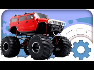 Car Cartoons. Monster Truck & Monster Bus. Car Wash. Police Car Race. Emergency Vehicles for kids