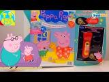 Свинка Пеппа. Девочка Ника и новый журнал с сюрпризом. Видео для детей. Tiki Taki Nika