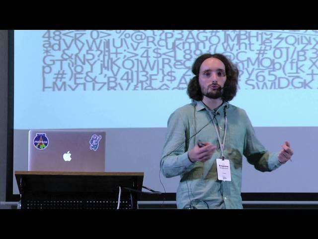 Владимир Агафонкин - Как работают современные интерактивные карты на WebGL