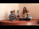 Raquy and 10 Year Old Darbuka Prodigy Sercan