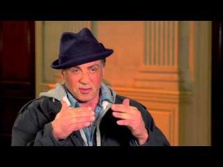 Крид: Наследие Рокки / Creed (2015) — Интервью с Сильвестром Сталлоне №2 (англ.)