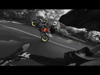 KTM 690 SMC R | KTM 390 Duke | NoRules meets Unleashed Rider
