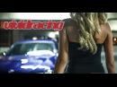 Sexy Blonde High Speed Getaway Supercharged 620HP BMW M3 V8