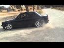 BMW drift - E30 - 325i donuts