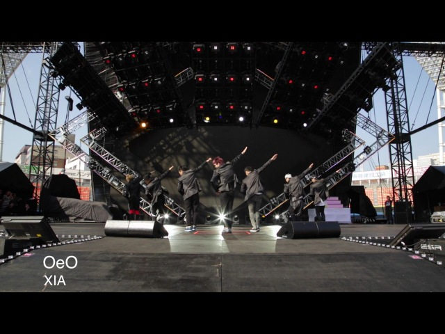 XIA - 오에오 (OeO) 리허설 영상 (Rehearsal Video)