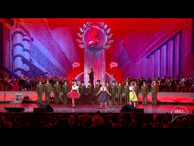 «Серебряная Калоша» 2013 - Сати Казанова, Ирина Дубцова и Елена Терлеева