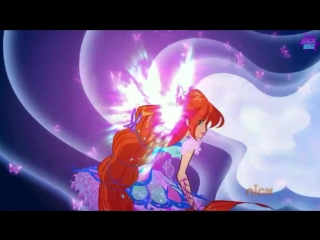 Винкс 7 сезон 5 серия - Друг из прошлого(MAGIC WINX DUB)