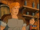 Приключения Конана-варвара S01E21-25 (05.01.14) 2х2