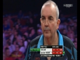 Phil Taylor vs Vincent van der Voort (World Grand Prix 2015 Round 1)