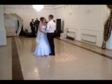 Наш перший весільний танець...!!!