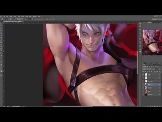 Dante process