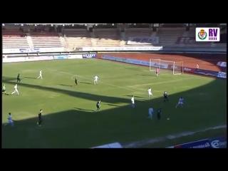 26 тур | «Компостела» 0:1 «Реал Вальядолид Б»