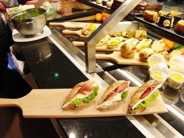 Открываем производство бутербродов
