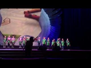 Детский ансамбль Зелёные фуражки - Крылья аиста