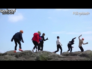 [RUS SUB][Episode] BTS '화양연화pt.2' jacket shooting