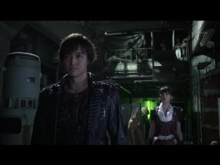 [FRT Sora & KaijuKeizer] GARO - Gold Storm - Shou - 14 [720p] [SUB]